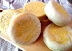 イングリッシュマフィン(米粉入り)