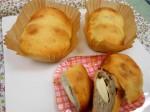 クルミ&クリームチーズのクッキーパン