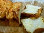 ダブルチーズの食パン